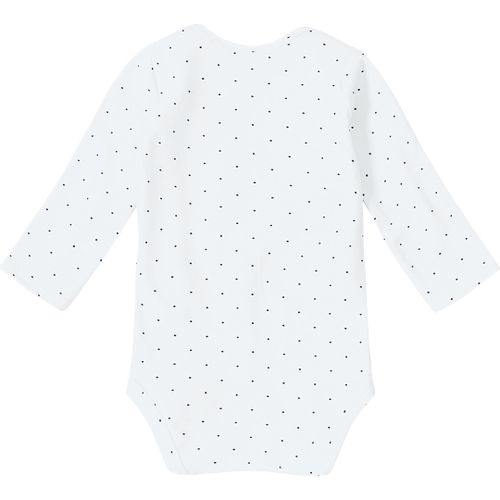 0d9440d24e Body Cerejas Lilica Ripilica Baby Branco