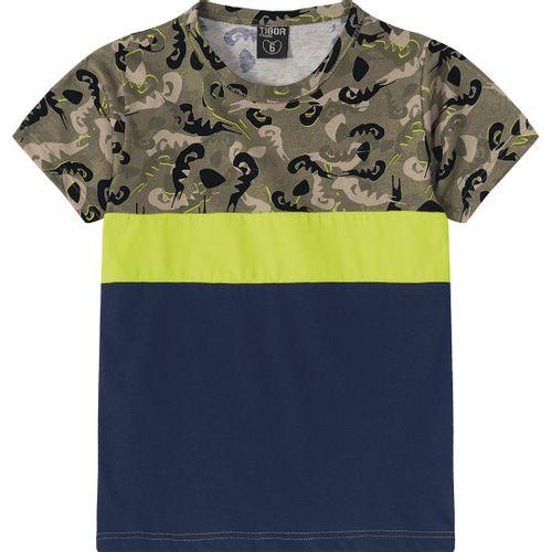 f7e437f29 Camiseta Tigor T. Tigre Verde