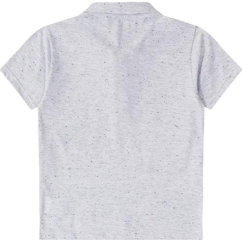 3d84cda8c2 Camisa Pólo Tigor T. Tigre Cinza - lojamarisol