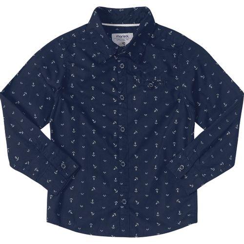 Camisa Marisol Âncoras Menino 7dc5aeb08200e
