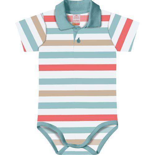 46f4ad5b9a Body Pólo Marisol Baby Branco - lojamarisol