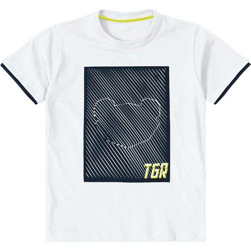 Camiseta Regata Marisol Bege Menino - lojamarisol c3528fbceec